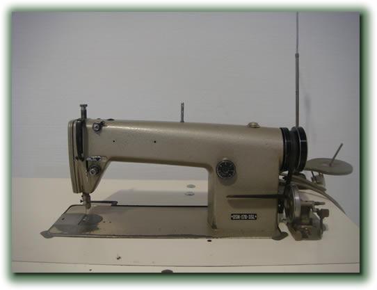 Maquina de coser   Aparar Plana DSN Mod.178-35L. Sogorbmac vende maquinaria  para calzado ... 1a952e8abb51